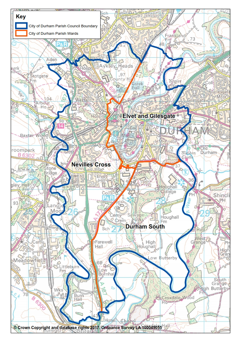 Welcome To The City Of Durham Parish Council